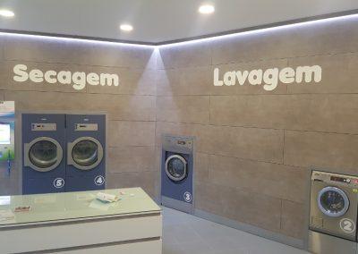 Instalação de Lavandarias Self Service